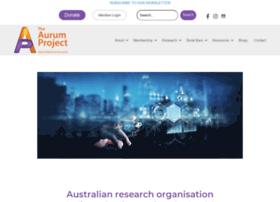 aurumproject.org.au