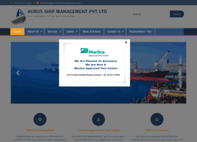 aurusshipmanagement.com