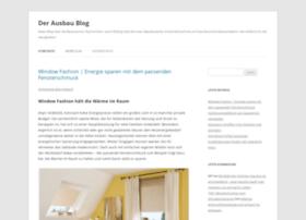 ausbaublog.de