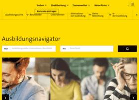 ausbildung.gelbeseiten.de