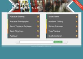 ausdauer-trainieren.com