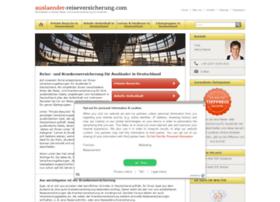 auslaender-reiseversicherung.com