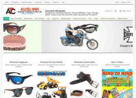 auslinktrading.com