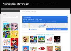 ausmalbilder-malvorlagen.com