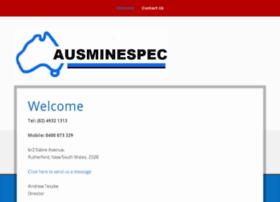 ausminespec.com