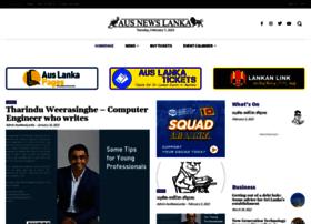 ausnewslanka.com