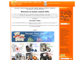 aussiecustomgifts.com