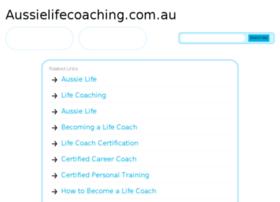 aussielifecoaching.com.au