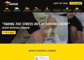 aussieremovals.co.uk