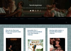 austenprose.com
