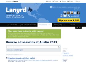 austin2013.lanyrd.com