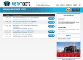 austin360.amphitheateraustin.com