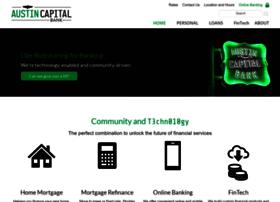 austincapitalbank.com