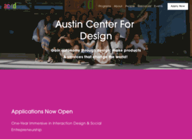 austincenterfordesign.com