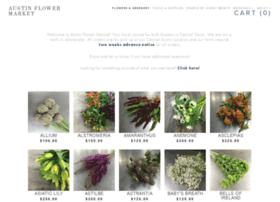 austinflowermarket.com