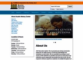 austinhistorycenter.org
