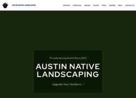 austinnativelandscaping.com