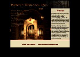 austinorgans.com