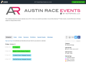austinraceevents.sched.org