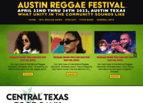 austinreggaefest.com