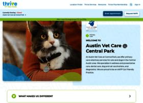 austinvetcarecentral.com