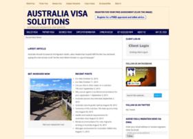 australia-visa-solutions.com