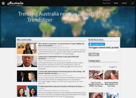 Australia.trendolizer.com
