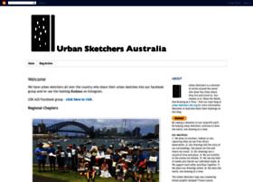 australia.urbansketchers.org
