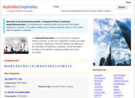 australiacorporates.com