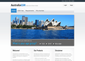 australiagsm.com