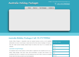 australiaholidaypackages.org