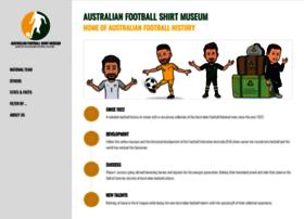 australian-footballshirt-museum.net