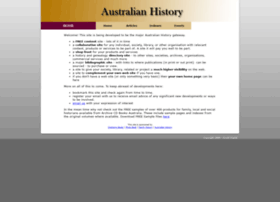 australian-history.com