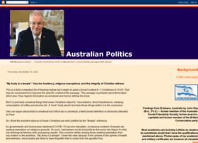 australian-politics.blogspot.de