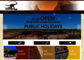 australianageofdinosaurs.com