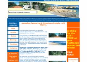 australiancampervans.com