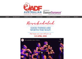 australiandancefestival.com.au