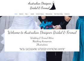 australiandesignerbridal.com.au