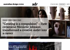 australiandesignreview.com