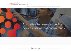 australianhealthcaresolutions.com.au