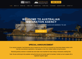 australianimmigrationagency.com