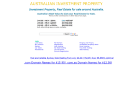 australianinvestmentproperty.com