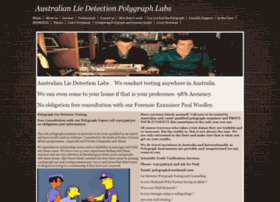 australianliedetectionlabs.yolasite.com