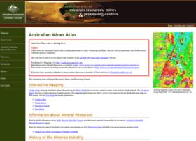 australianminesatlas.gov.au
