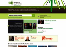australianmusiccentre.com.au