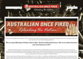 australianoncefired.net