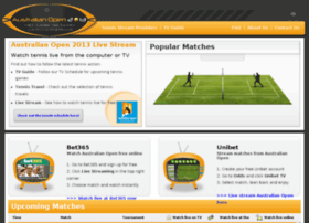 australianopen2013livestreaming.com