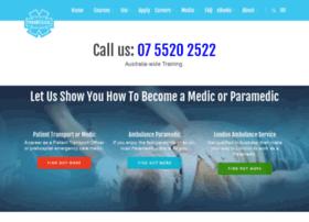 australianparamedicalcollege.com.au