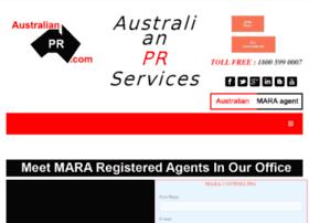 australianpr.com