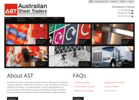 australiansheettraders.com.au